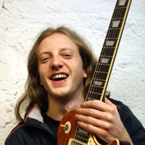 Alex Dunkel - Gitarre