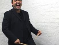 Patrick Manzecchi – Drums
