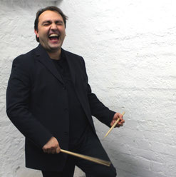 Patrick Manzecchi - Drums