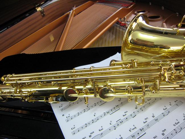 Sax und Piano