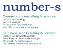 number-s – Finanzbuchhaltung