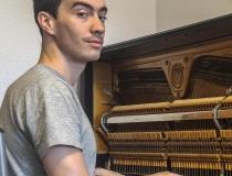 Gwenael Lechable – Klavier