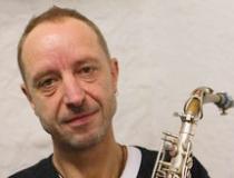 Klaus Knöpfle – Saxophon