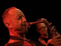 Klaus Knöpfle – Saxophon, Klavier