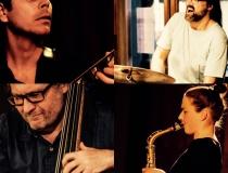 Manuel Hobi Quartett am Sonntag, den 19. Februar 2017 im Old Mary's Pub
