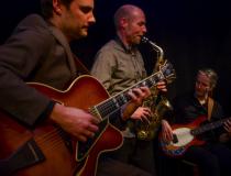 Jörg Enz Trio am Sonntag, den 25. September 2016 im Old Mary's Pub