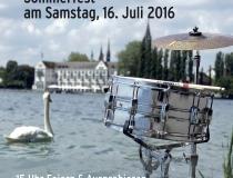 Sommerfest und -konzert der JRSK am Samstag, 16. Juli 2016