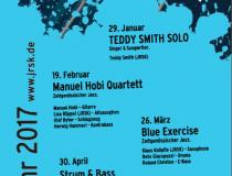 Das Konzertprogramm im Frühjahr 2017 im Old Mary's Pub steht!