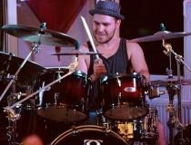 Gabriel David – Drums