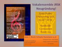 Vokalensemble der JRSK