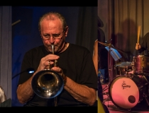 Tom Banholzer Quintett am 27. Oktober 2019 im Old Mary's Pub