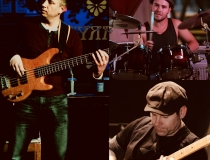 Strum & Bass Trio am 25. November 2018 im Old Mary's Pub