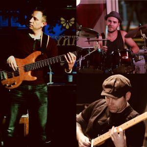 Strum and Bass Trio neu