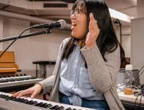 Elizabeth Audrey – Klavier