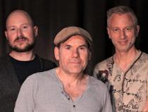 Strum & Bass Trio am 27. September 2020 im Old Mary's Pub